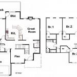 Maplewood Main Floor Master Homeplan
