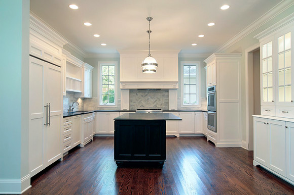 Timeless: White Kitchens