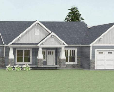 Ranch Homeplan Riverwood